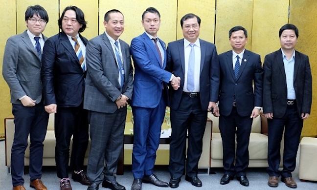 Nhật Bản muốn đầu tư khu du lịch 100 triệu USD tại Đà Nẵng
