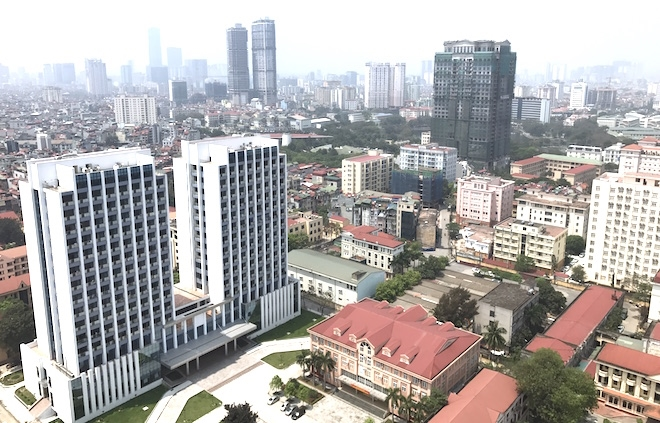 Giá đất Hà Nội 2018: Sự chênh lệch lớn giữa các quận, huyện