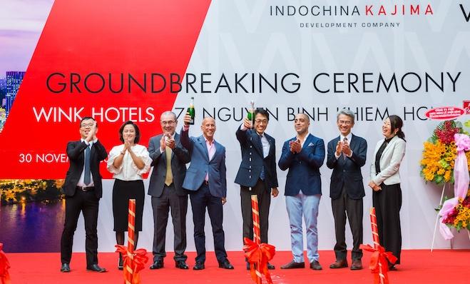 Indochina Kajima khởi động kế hoạch xây 20 khách sạn tại Việt Nam