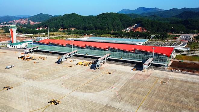 Từ đầm lầy chăn vịt đến sân bay hiện đại nhất Việt Nam