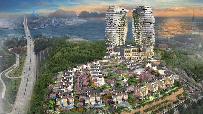 Nhà đầu tư tự tin rót tiền vào bất động sản Hạ Long