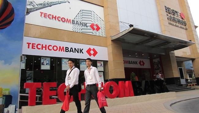 Quỹ ngoại rót 370 triệu USD vào Techcombank trước khi niêm yết cổ phiếu