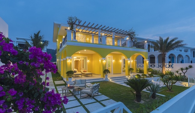 Vicoland xây khu nghỉ dưỡng phong cách Địa Trung Hải ở vịnh Lăng Cô