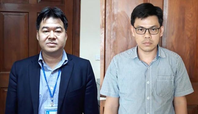 Bắt tạm giam chủ tịch, kế toán trưởng công ty lọc hoá dầu Bình Sơn