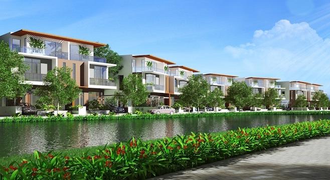Phú Long mở bán 100 căn biệt thự đẹp nhất khu đô thị Dragon Village
