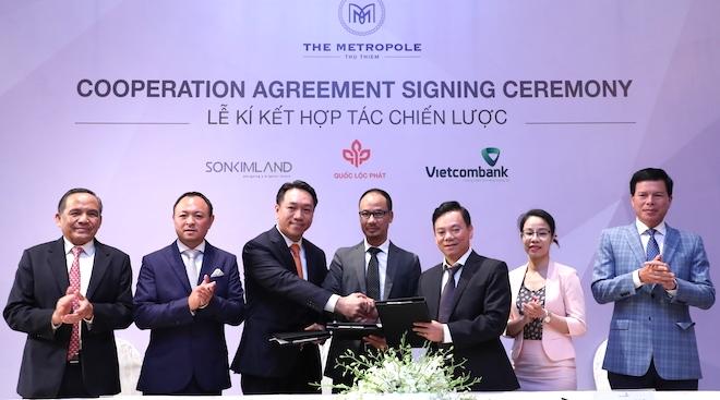SonKim Land trở thành nhà phát triển dự án 7.300 tỷ ở Thủ Thiêm