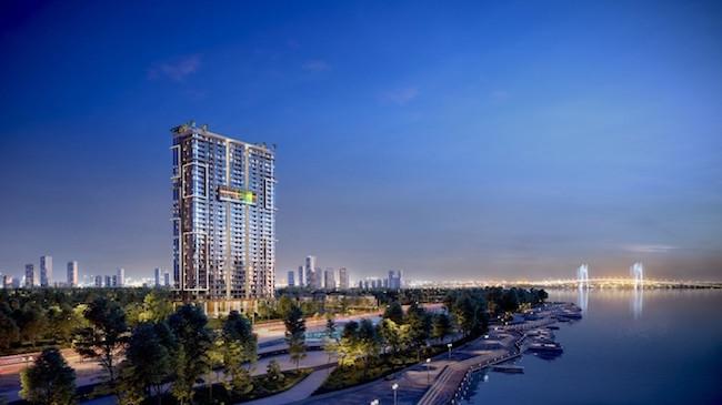 An Gia ra mắt dự án căn hộ Sky89