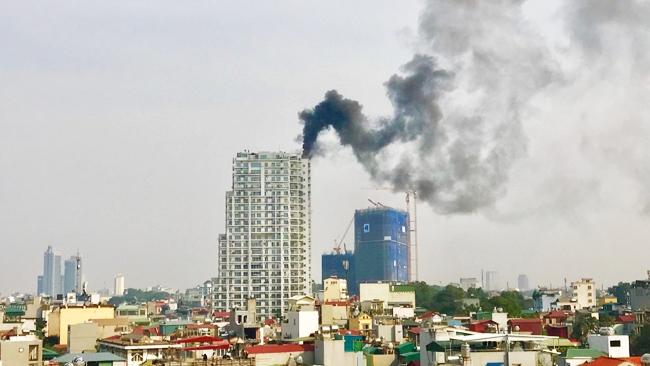 Nhiều chung cư dùng thiết bị phòng cháy chữa cháy chất lượng kém