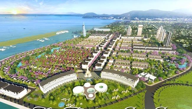 IRB Land công bố dự án khu đô thị 77ha tại Phú Yên