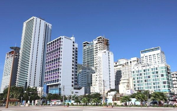 Tín hiệu lo ngại về kinh doanh khách sạn ở Khánh Hoà