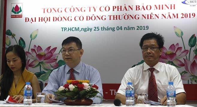 Bảo Minh: Nới room cho nhà đầu tư ngoại và đặt mục tiêu doanh thu 4.577 tỷ đồng