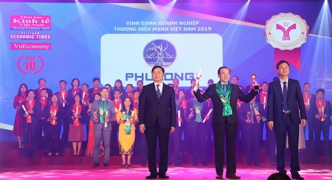 Phú Long vào Top 10 thương hiệu mạnh dẫn đầu Việt Nam 2018