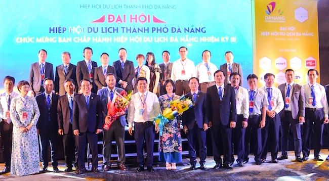 Hiệp hội Du lịch Đà Nẵng bầu chủ tịch mới