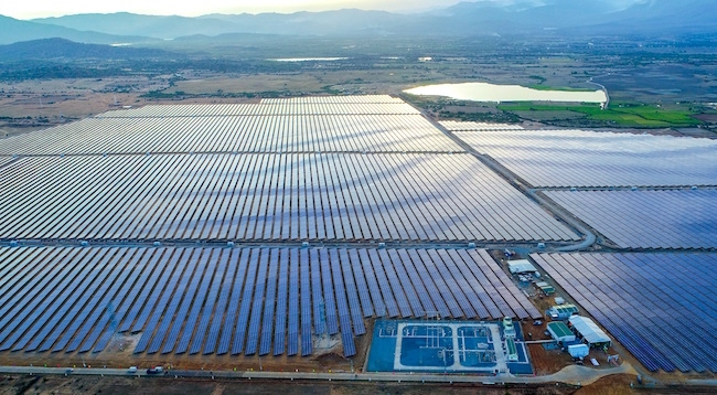 Việt Nam sẽ trở thành cường quốc điện mặt trời?