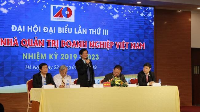 Hội VACD tổ chức thành công Đại hội toàn thể lần thứ III nhiệm kỳ 2019 - 2023