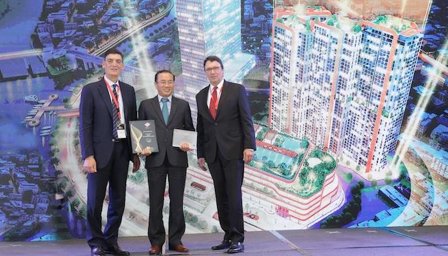 Phú Long giành giải thưởng bất động sản châu Á