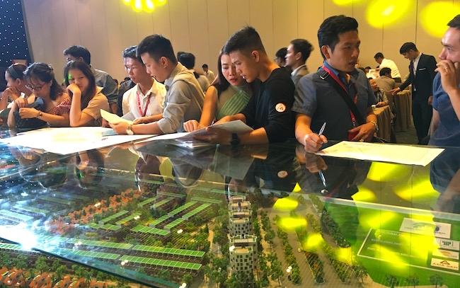 Nhà đất nóng vì dự án sân bay Long Thành