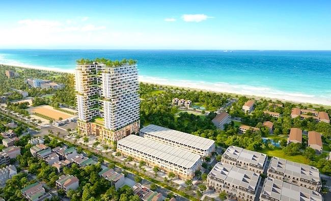 Xây 4.000 căn hộ khách sạn ở Ninh Thuận và chiến lược 'diều ngược gió' của Apec Group