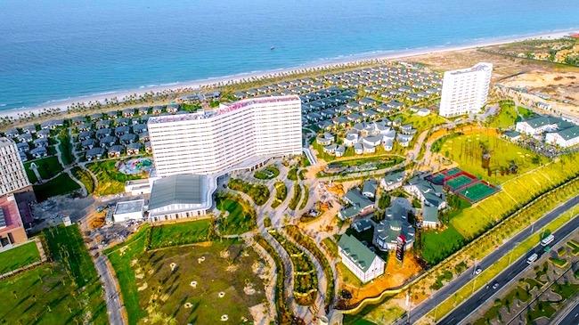 Sóng đầu tư bất động sản nghỉ dưỡng đổ về Cam Ranh