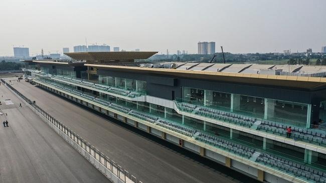 Hà Nội hoãn giải đua xe F1 vì dịch Covid-19