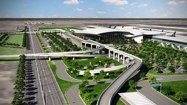 Phê duyệt dự án Cảng hàng không quốc tế Long Thành giai đoạn 1
