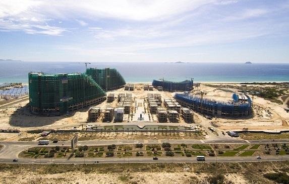 25 dự án nghỉ dưỡng ở Cam Ranh gặp khó