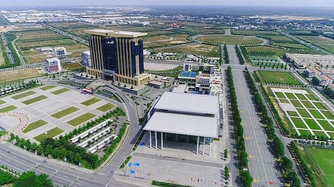 Triển lãm 'Kết nối đầu tư bất động sản Đông Nam Bộ'