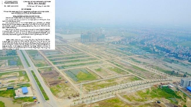 Căn cứ pháp lý để 'sang tên đổi chủ' dự án khu đô thị Mỹ Hưng cho Cienco 5