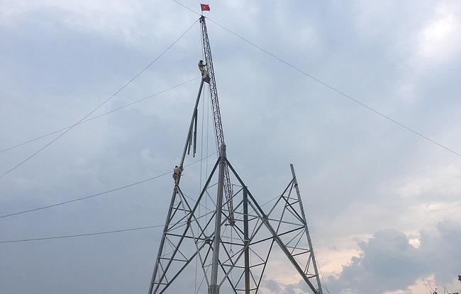 7 tỉnh thành chưa hoàn thành mặt bằng cho dự án đường dây 500kV mạch 3