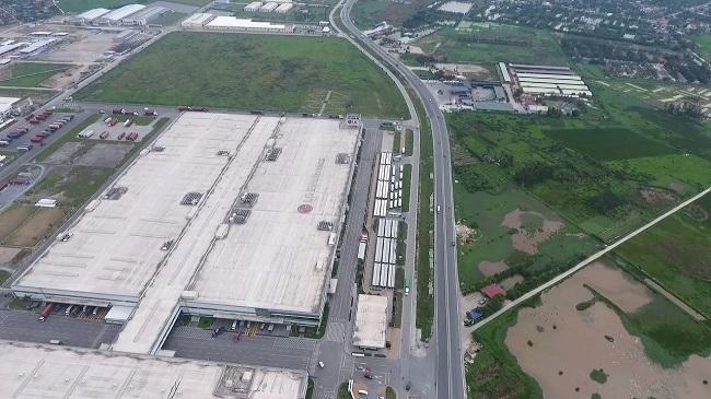 Thái Bình sắp có khu công nghiệp gần 4.000 tỷ đồng