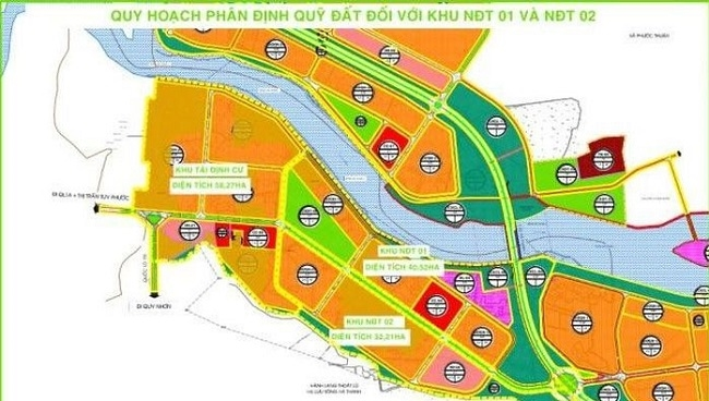 Lộ diện nhà đầu tư 4 dự án đô thị hơn 10.700 tỷ đồng tại Bình Định