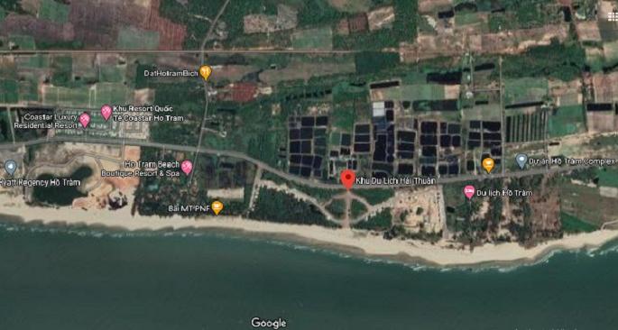 Hai thập kỷ lận đận của khu du lịch Hải Thuận