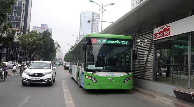 Xe bus nhanh BRT Hà Nội: Nội tình vụ liên danh hưởng lợi 42,4 tỷ đồng