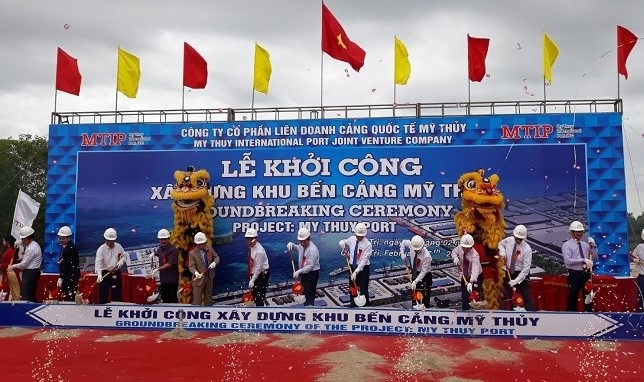 Nguy cơ 'vỡ trận' cảng biển hơn 14.000 tỷ đồng tại Quảng Trị