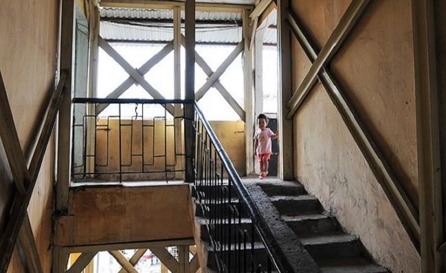 Hà Nội sẽ cải tạo 10 chung cư cũ trong 5 năm tới