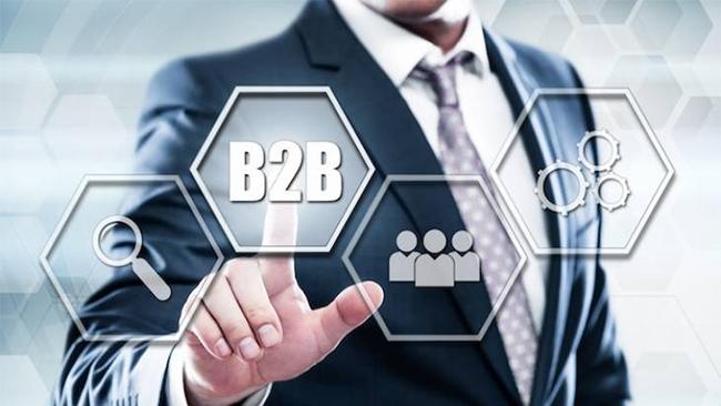 Thương mại điện tử chiếm lĩnh thị trường B2B toàn cầu