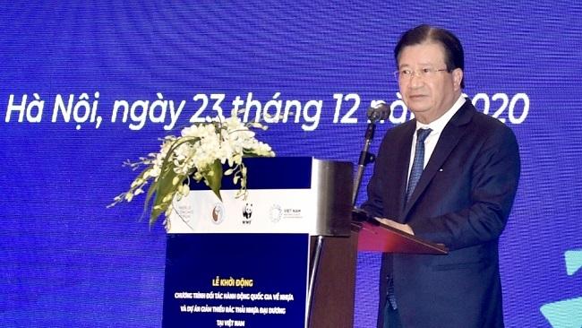 Việt Nam không đánh đổi môi trường vì lợi ích kinh tế