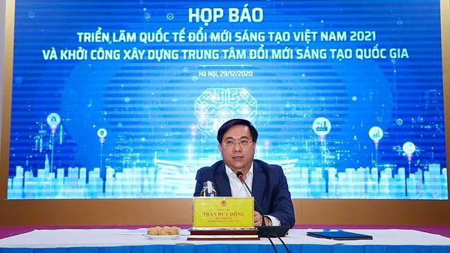 Đưa Việt Nam trở thành điểm đến của đổi mới sáng tạo trong kỷ nguyên mới