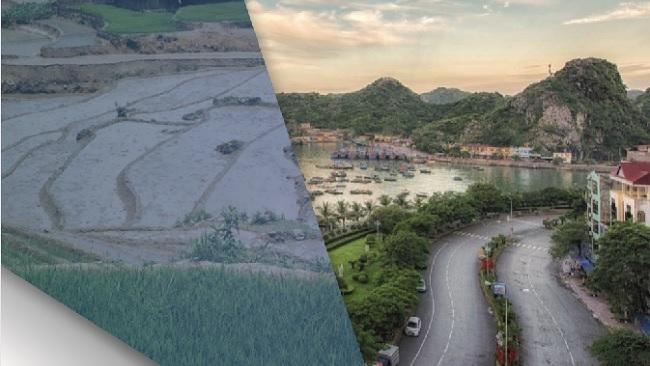 Lũ lụt gây ra 97% tổng thiệt hại do biến đổi khí hậu ở Việt Nam