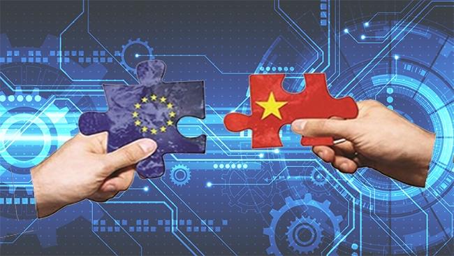 Chuyển đổi số để thâm nhập thị trường EU thông qua EVFTA