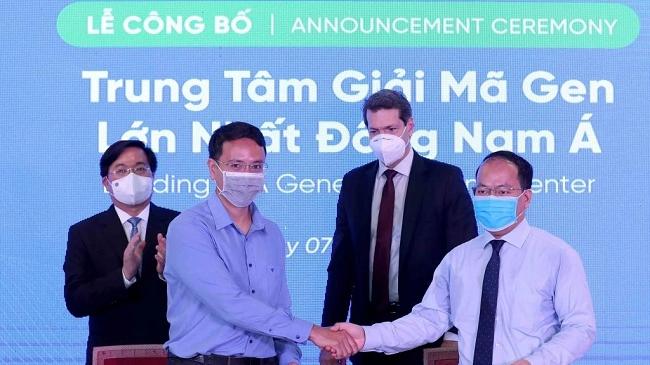 Xây dựng trung tâm giải mã gene lớn nhất Đông Nam Á tại Việt Nam