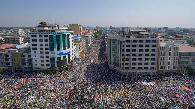 Dòng vốn chuyển hướng sang Việt Nam và Campuchia do chính biến tại Myanmar