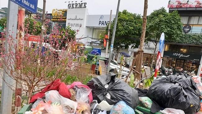 Hạn chế rác thải những ngày tết