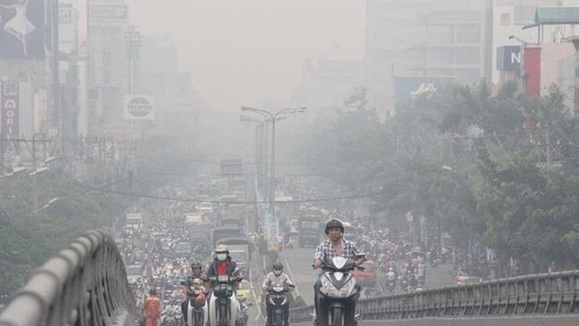 Ô nhiễm không khí từ rác thải chưa được xử lý đúng cách