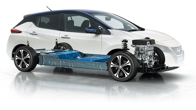 Tái chế pin để phát triển ngành công nghiệp xe điện