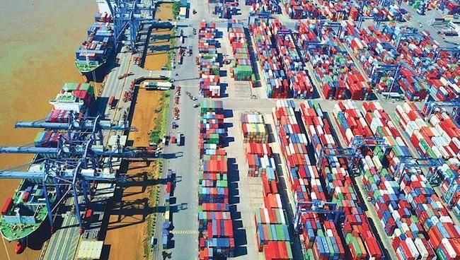 Khó khăn tiếp diễn trong chuỗi cung ứng toàn cầu