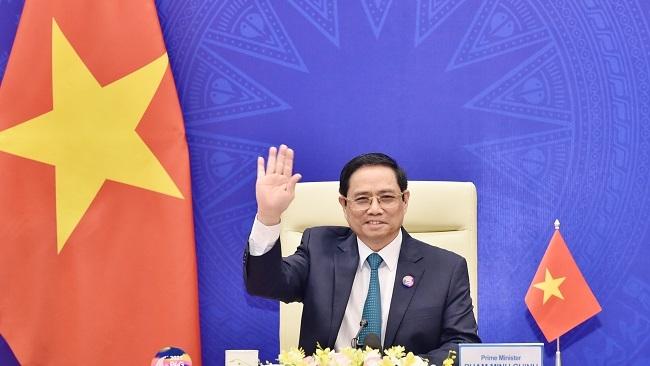 Thủ tướng Phạm Minh Chính: 'Không chấp nhận tăng trưởng trước, dọn dẹp sau'