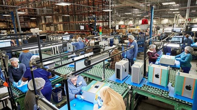 Việt Nam là điểm sáng trong chuỗi cung ứng cho Apple