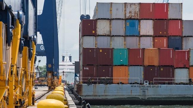 Cước phí vận tải biển cao kỷ lục