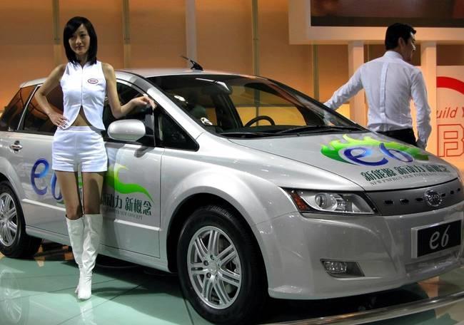 Trung Quốc sẽ thúc đẩy tăng trưởng doanh số xe điện toàn cầu